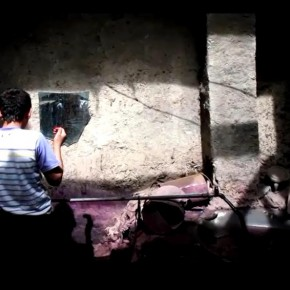 "01 Screenshot of Aniwar MamatSun Water and Wind 290x290 - Aniwar Mamat's Solo Exhibition ""Sun, Water and Wind"" Opening March 7 at Pékin Fine Arts, Beijing"