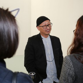 02 Feng Boyi one of the academic directors 290x290 - Content—Liu Liyun Solo Exhibition Opened at Amy Li Gallery