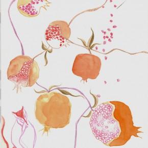 02 He Yisha, Pomegranate Seeds