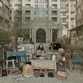"03 The work of Photographic Series of Family Stuff by Huang Qingjun 290x290 - Huang Qingjun's ""Family Stuff"" New Works Show"