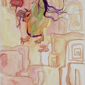 04 He Yisha, Goddess of the Mountain