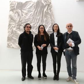 05 Artist Sui Jianguo Amy Li Director of Amy Li Gallery Artist Liu Liyun critic Yu Ke 290x290 - Content—Liu Liyun Solo Exhibition Opened at Amy Li Gallery