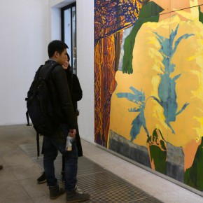 """06 Installation view of the exhibition 290x290 - """"Man-Machine Integration"""" New Aesthetics–Miao Xiaochun: Save As Opened in Beijing"""