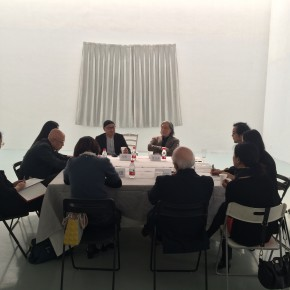 """07 View of the """"Discussion•Dialogue""""  290x290 - Content—Liu Liyun Solo Exhibition Opened at Amy Li Gallery"""