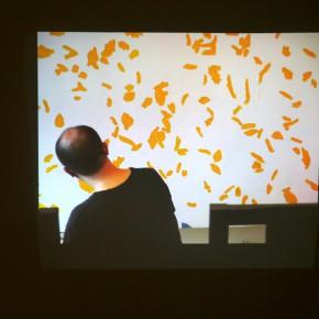 "09 The artist was creating 290x290 - ""Man-Machine Integration"" New Aesthetics–Miao Xiaochun: Save As Opened in Beijing"