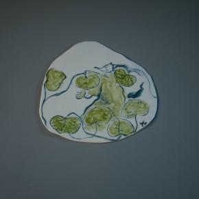 10 He Yisha, porcelain plate painting No.2