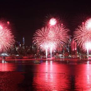 "11""Harmonious and Beautiful China"" themed fireworks show"