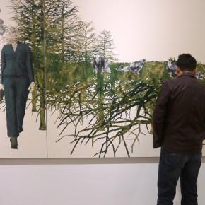 "11 The exhibiting work 290x290 - ""Man-Machine Integration"" New Aesthetics–Miao Xiaochun: Save As Opened in Beijing"