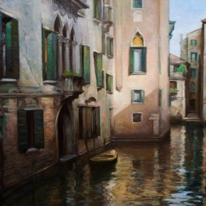 36 Zhou Zhiwei Moment oil on canvas 60 x 90 cm 2015 290x290 - Grand Tour: Italy Seen by Chinese Artists' Eyes to be Inaugurated in Museo Nazionale d'Arte Orientale