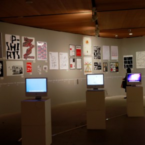 """43 Installation view of """"The Way of Type A Dialogue on Typography"""" 290x290 - """"The Way of Type: A Dialogue on Typography"""" Activity Started at CAFAM Focusing on the Beauty of Chinese and Western Types"""