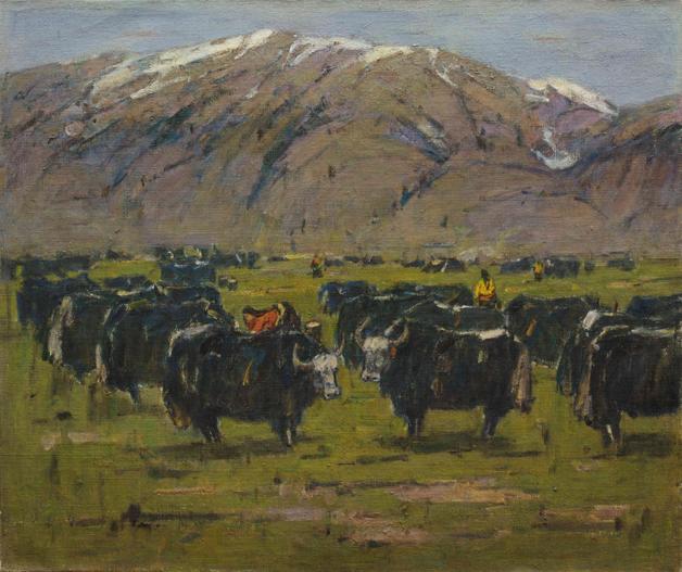 Highlands Ranch Police Blotter: Poetic Sentiment—Ma Changli's Retrospective Art Exhibition
