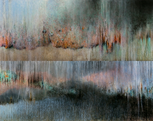 "featured image of Ariane Monod's inaugural solo exhibition ""Sublime Landscapes"""
