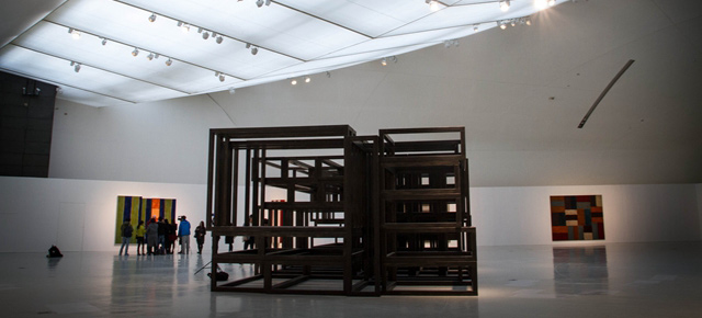 Follow the Heart: The Art of Sean Scully, 1964-2014, London, New York Debuted at CAFAM