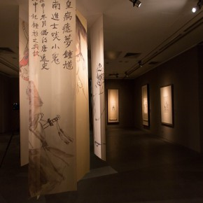 "01 Installation view of ""Ingenious and Expressive Guan Liang Painting Art Exhibition"" 290x290 - Beijing Fine Art Academy 20th Century Chinese Art Masters Series–Guan Liang Art Exhibition"