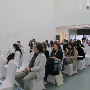 """02 View of the press conference1 290x290 - Reshaping the Oriental Aesthetics – Hive Center for Contemporary Art Presents """"The Boundaries of Order"""""""