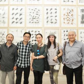 03 Artists Burigude Li Di Chen Hui Wu Didi Xia Xiaowan 290x290 - Crusader–Li Di's New Works on Paper Debuted at the White Box Art Center
