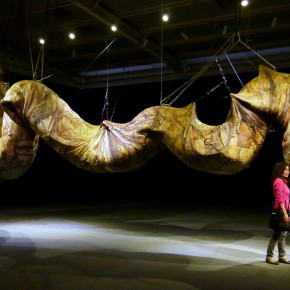 """03 Installation view of the exhibition 290x290 - It Is Not Beautiful, But Important: """"More Than One and Half Tons"""" Returns to be Displayed in Beijing"""