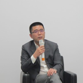 """03 Xia Jifeng Director of the Hive Center for Contemporary Art1 290x290 - Reshaping the Oriental Aesthetics – Hive Center for Contemporary Art Presents """"The Boundaries of Order"""""""
