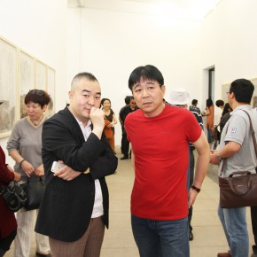 04 Sun Yongzeng Director of White Box Art Center 290x290 - Crusader–Li Di's New Works on Paper Debuted at the White Box Art Center