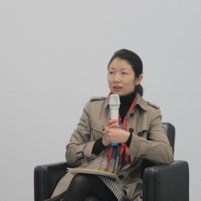 """04 Tong Juanjuan Executive Director of the Hive Center for Contemporary Art 1 290x290 - Reshaping the Oriental Aesthetics – Hive Center for Contemporary Art Presents """"The Boundaries of Order"""""""