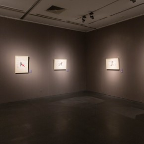 """05 Installation view of """"Ingenious and Expressive Guan Liang Painting Art Exhibition"""" 290x290 - Beijing Fine Art Academy 20th Century Chinese Art Masters Series–Guan Liang Art Exhibition"""