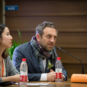 05 Vita Jan Edler an architect from Germany 290x290 - Beijing International Media Architecture Summit 2015 Held at CAFAM
