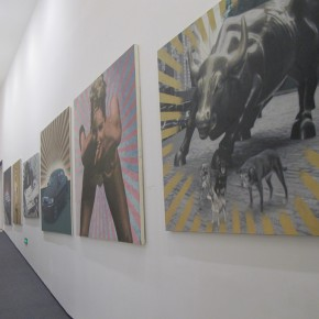 """06 Installation view of Rêverie 290x290 - Yan Lei's Large-scale Solo Show """"Rêverie"""" on View at Red Brick Art Museum"""