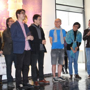 06 Opening ceremony of Echo Inside Out – LASALLE x CAFA Exchange Exhibition 290x290 - Echo: Inside Out–LASALLE x CAFA Exchange Exhibition