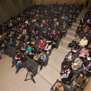 """06 View of the lecture """"Post Abstraction"""" 290x290 - Yi Ying gave a Lecture entitled Post-Abstraction at CAFAM"""
