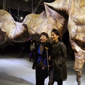 """07 Installation view of the exhibition 290x290 - It Is Not Beautiful, But Important: """"More Than One and Half Tons"""" Returns to be Displayed in Beijing"""