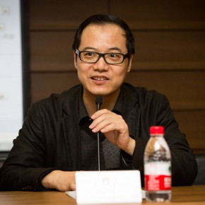 07  Wang Chunchen, Director of the Academic Department of CAFA Art Museum