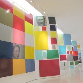 """08 Installation view of Rêverie 290x290 - Yan Lei's Large-scale Solo Show """"Rêverie"""" on View at Red Brick Art Museum"""