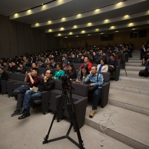 """08 View of the lecture """"Post Abstraction"""" 290x290 - Yi Ying gave a Lecture entitled Post-Abstraction at CAFAM"""