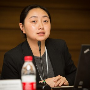 11 Gao Gao, assistant director of the Academic Department of CAFA Art Museum