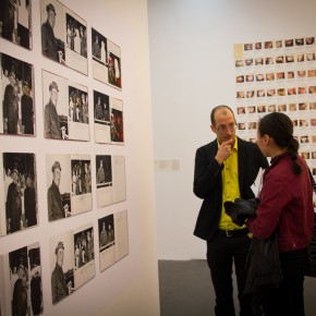 "11 Installation view of the exhibition1 290x290 - Reviewing History with Photography–Thematic  Exhibition ""The Chinese Photobook"" Opened at UCCA"