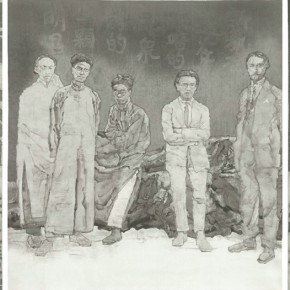 12 Hua Jun Beijing Art Assembly 290x290 - Fengmian's 100 Years–Lin Fengmian's Life Show Inaugurated at MCACAA