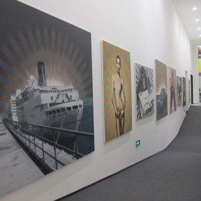"""13 Installation view of Rêverie 290x290 - Yan Lei's Large-scale Solo Show """"Rêverie"""" on View at Red Brick Art Museum"""