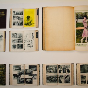 "13 Installation view of the exhibition1 290x290 - Reviewing History with Photography–Thematic  Exhibition ""The Chinese Photobook"" Opened at UCCA"