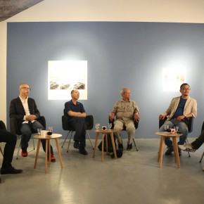 """13 View of the academic discussion 290x290 - Multiple Possibilities of Digital Age–""""The Persistence of Images: 2×6"""" Season I Inaugurated in Guangzhou"""