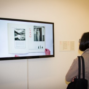 "14 Installation view of the exhibition 290x290 - Reviewing History with Photography–Thematic  Exhibition ""The Chinese Photobook"" Opened at UCCA"