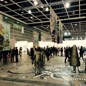 15 Art Basel Hong Kong 2015