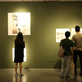 """15 Installation view of Multiple Possibilities of Digital Age Chinese Contemporary Photographic Exhibition """"The Persistence of Images 2×6"""" 290x290 - Multiple Possibilities of Digital Age–""""The Persistence of Images: 2×6"""" Season I Inaugurated in Guangzhou"""