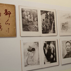 "15 Installation view of the exhibition 290x290 - Reviewing History with Photography–Thematic  Exhibition ""The Chinese Photobook"" Opened at UCCA"