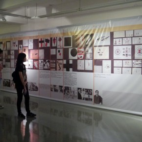 16 Installation View of Malevich Documenta