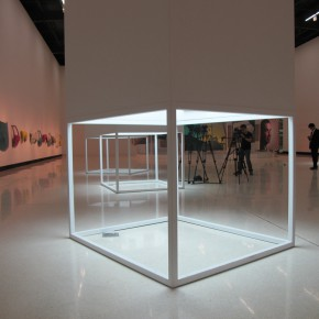 """16 Installation view of Rêverie 290x290 - Yan Lei's Large-scale Solo Show """"Rêverie"""" on View at Red Brick Art Museum"""