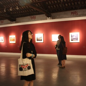 """17 Installation view of Multiple Possibilities of Digital Age Chinese Contemporary Photographic Exhibition """"The Persistence of Images 2×6"""" 290x290 - Multiple Possibilities of Digital Age–""""The Persistence of Images: 2×6"""" Season I Inaugurated in Guangzhou"""