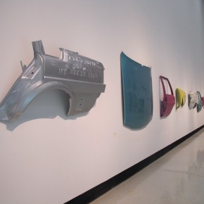 """19 Installation view of Rêverie 290x290 - Yan Lei's Large-scale Solo Show """"Rêverie"""" on View at Red Brick Art Museum"""