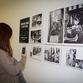"19 Installation view of the exhibition 290x290 - Reviewing History with Photography–Thematic  Exhibition ""The Chinese Photobook"" Opened at UCCA"