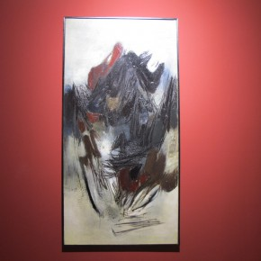 """19 The work by Chu Teh Chun1 290x290 - Reshaping the Oriental Aesthetics – Hive Center for Contemporary Art Presents """"The Boundaries of Order"""""""