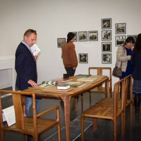 "20 Installation view of the exhibition 290x290 - Reviewing History with Photography–Thematic  Exhibition ""The Chinese Photobook"" Opened at UCCA"